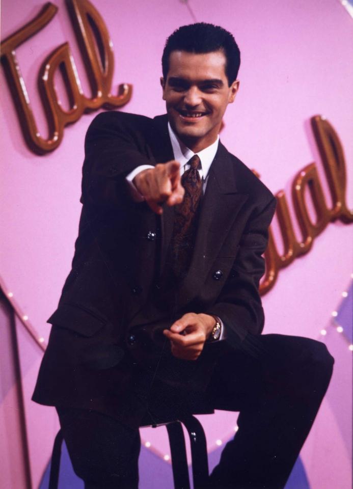 Ramón García, 'Tal para cual', 1986.
