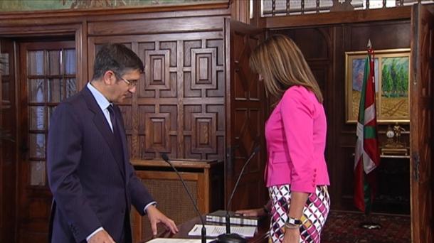 Departamento interior gobierno vasco mendia releva a - Departamento de interior del gobierno vasco ...