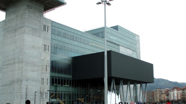 Bilbao Exhibition Centre (BEC) de Barakaldo. Foto: EiTB