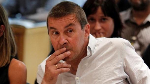 Le dirigeant indépendantiste basque Arnaldo Otegi.