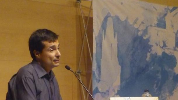 Martí Gasull, montañero fallecido en Himalaya y fundador de la Plataforma per la Llengua. Foto: Efe