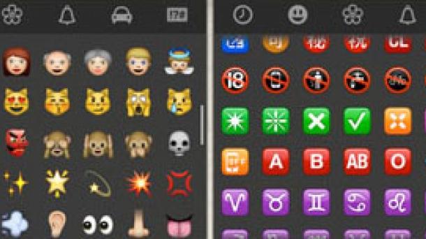 Los nuevos emoticonos de Whatsapp para Android.