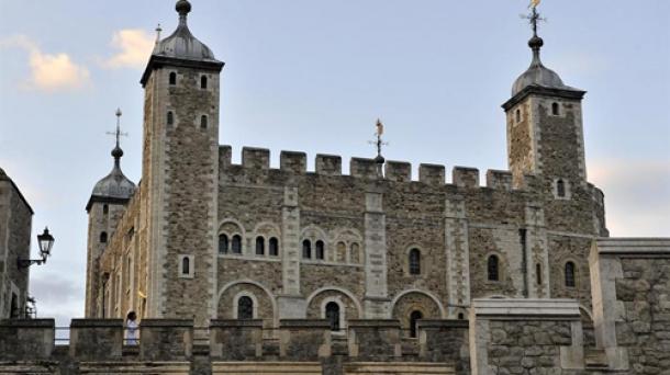 La Torre de Londres.