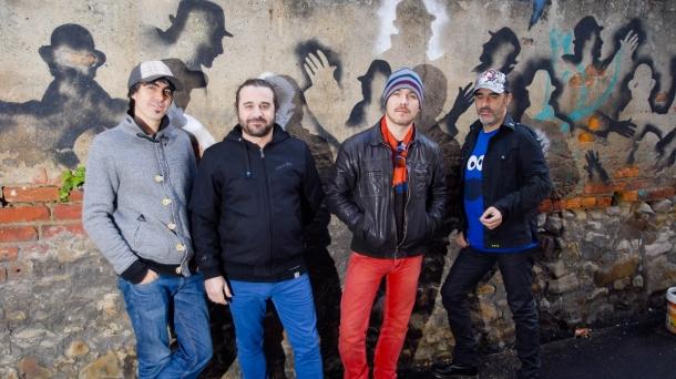 Euskal Herrian asteburuan arituko diren musika taldeak
