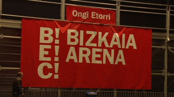 Bizkaia Arena, sede del mundial.