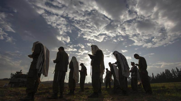 If the truce holds, it will give the 1.7 million Gazans respite from days of ferocious air strikes. Photo: EFE