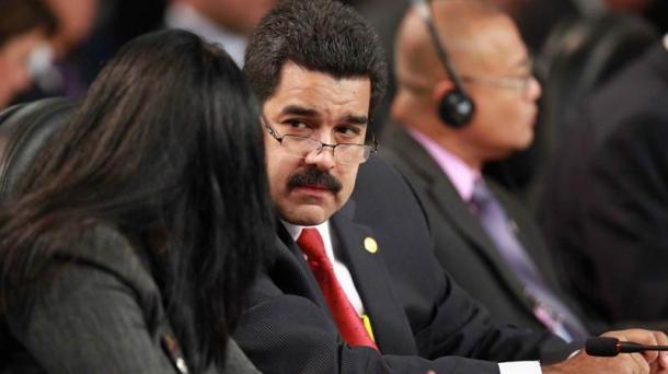 Nicolás Maduro, vicepresidente venezolano. Foto: EFE