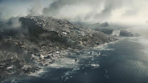 Imagen de la película '2012', que trata sobre el fin del mundo según una profecía de los mayas. IMDB