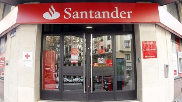Alfredo Saenz  was the chief executive of Spain's Santander, the euro zone's largest bank. Photo:EFE