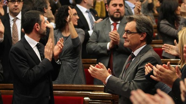 Catalonia's parliament. Photo: EFE