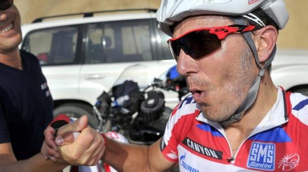 Imagen de archivo del corredor del Katusha Joaquim Rodríguez.