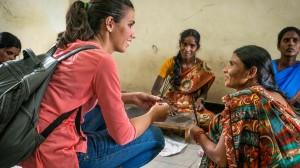 Documental De Mujer a Mujer Fundación Vicente Ferrer Foto: Sofía Moro