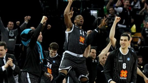 Uxue Bilbao Basket will play the Eurocup semifinals. Photo: EFE