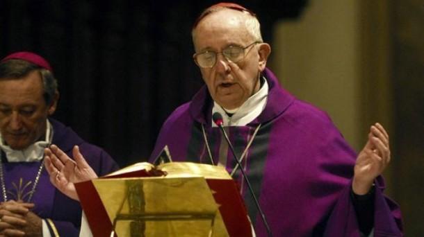 El nuevo papa Francisco. Foto: EFE