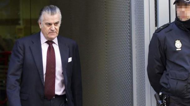 El extesorero del PP Luis Bárcenas. EFE