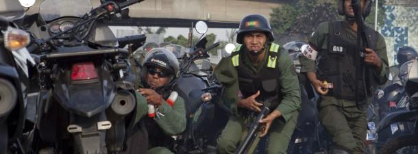 Venezuela, maduro, capriles, disturbios, EFE