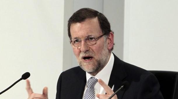 Spanish premier Mariano Rajoy. Photo: EFE