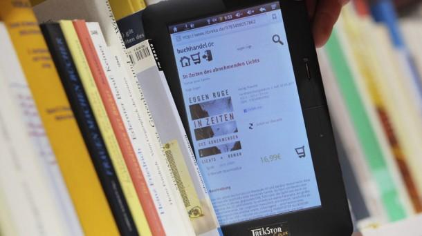 El coste ecológico de la fabricación de libros electrónicos es