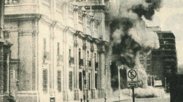 Golpe de Estado Chile, Pinochet. Biblioteca del Congreso Nacional