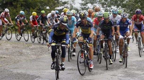 Comienza la temporada ciclista. Foto: EFE
