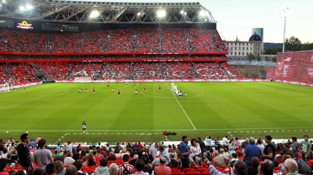 Image result for Stadio San Mamés - Bilbao