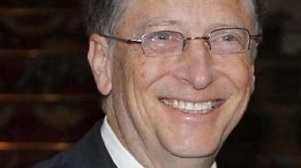 Bill Gates Es el hombe más rico del mundo... De Nuevo