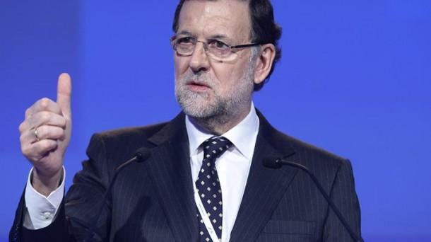 Mariano Rajoy, presidente del Gobierno. Foto: EITB