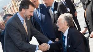 iñaki azkuna principe felipe mayors iturria: ayuntamiento de bilbao