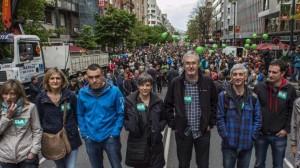 Los sindicatos vascos volverán a celebrar por separado el 1 de mayo
