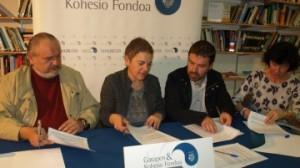 El TSJPV rechaza los recursos contra 12 ayuntamientos de Udalbiltza