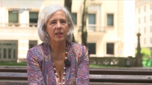 Garbiñe Biurrun no será candidata a lehendakari de Podemos Euskadi
