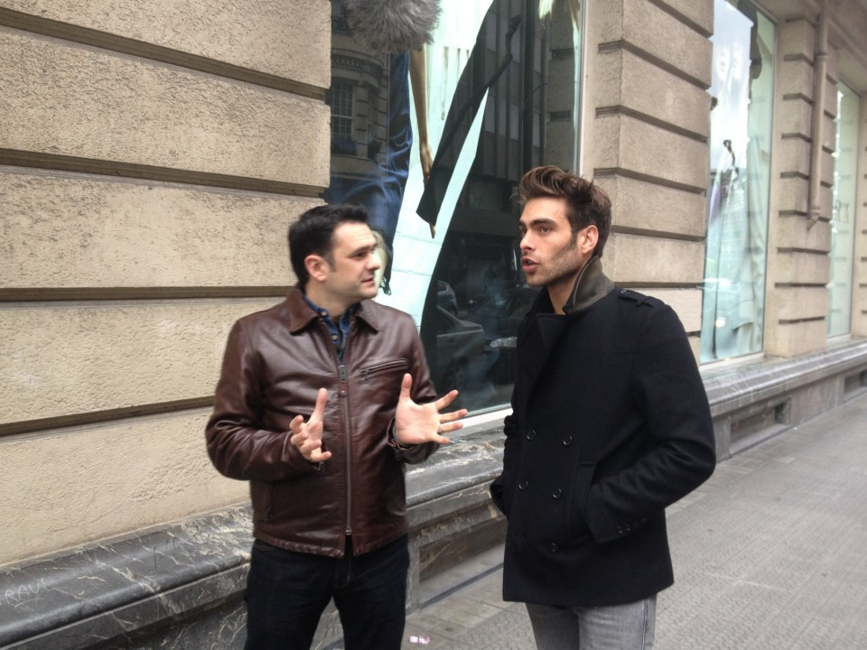 ¿Cuánto mide Iñaki López? - Altura Paseobilbo1_foto960