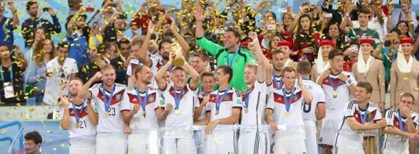 Alemania Brasil copa