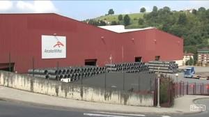 La planta de Arcelor Mittal en Zumarraga cerrará temporalmente