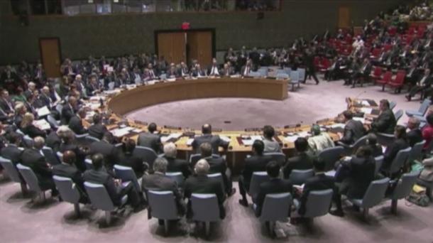 El Consejo de Seguridad de la ONU. EiTB