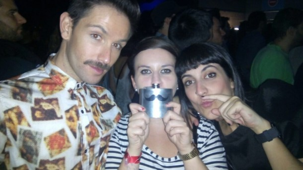 Movember ekimena Gazteara iritsi da
