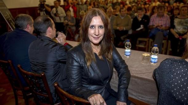 La escritora Dolores Redondo será una de las participantes en Pamplona Negra. Foto: Efe.
