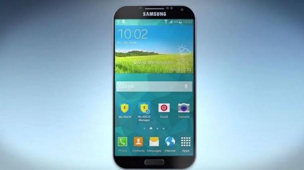 ¿Es este el nuevo Galaxy S6? Foto: Samsung Tomorrow