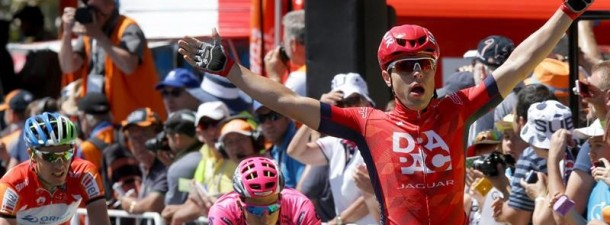 Wouter Wippert tour down under