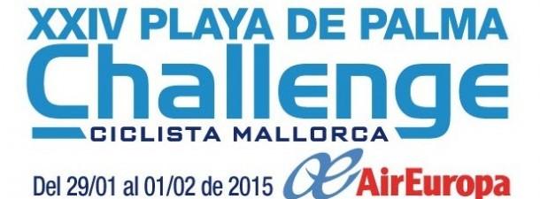 mallorca challenge logo