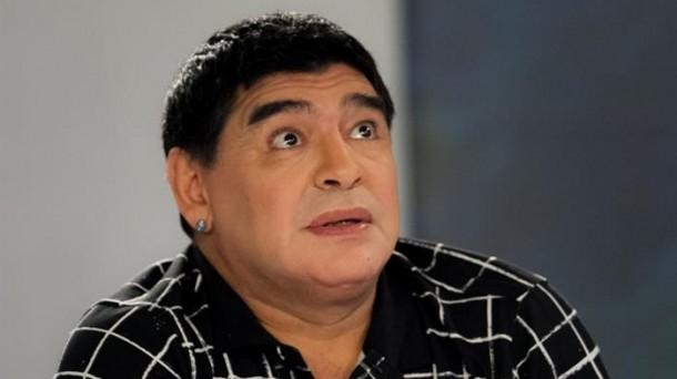 Diego Armando Maradona nueva cara aurpegia EFE