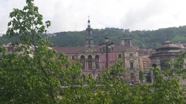 El Ayuntamiento desde Ripa