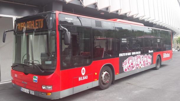 Los Bilbobus, preparados