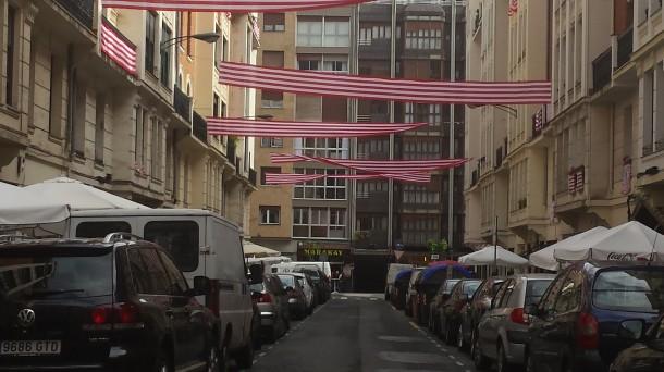 La calle García Rivero