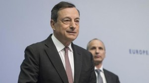 Mario Draghi presidente del Banco Central Europeo (BCE) EFE