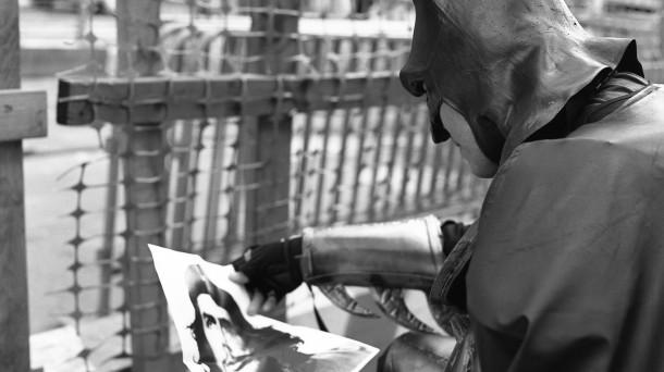 'Superhéroes', de Geandy Pavón, es una de las imágenes recogidas en el Artium