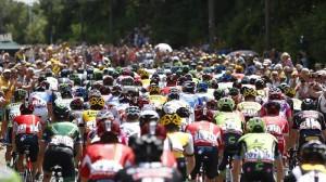 3? etapa tour peloton ciclistas
