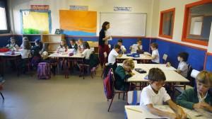 Fraude en 75 matrículas en Araba, casi la mitad en un solo colegio