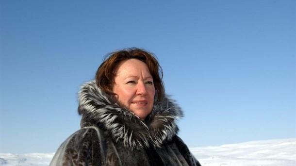 Canadiense Sheila Watt-Cloutier gana Premio Nobel ...