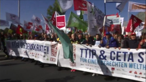 Greenpeace denuncia presiones de EE. UU. para favorecer el TTIP